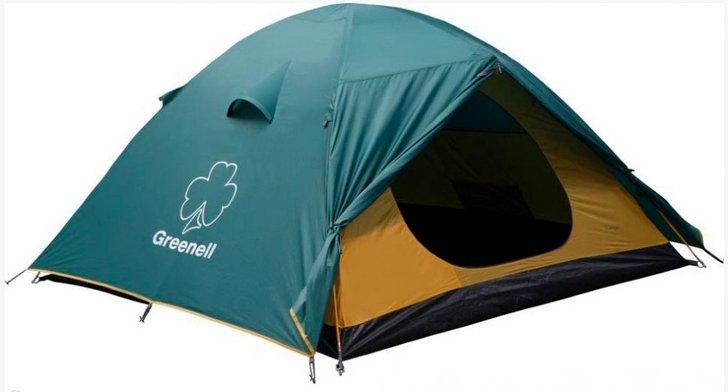 e39998bdd665 Палатка Greenell Гори 4